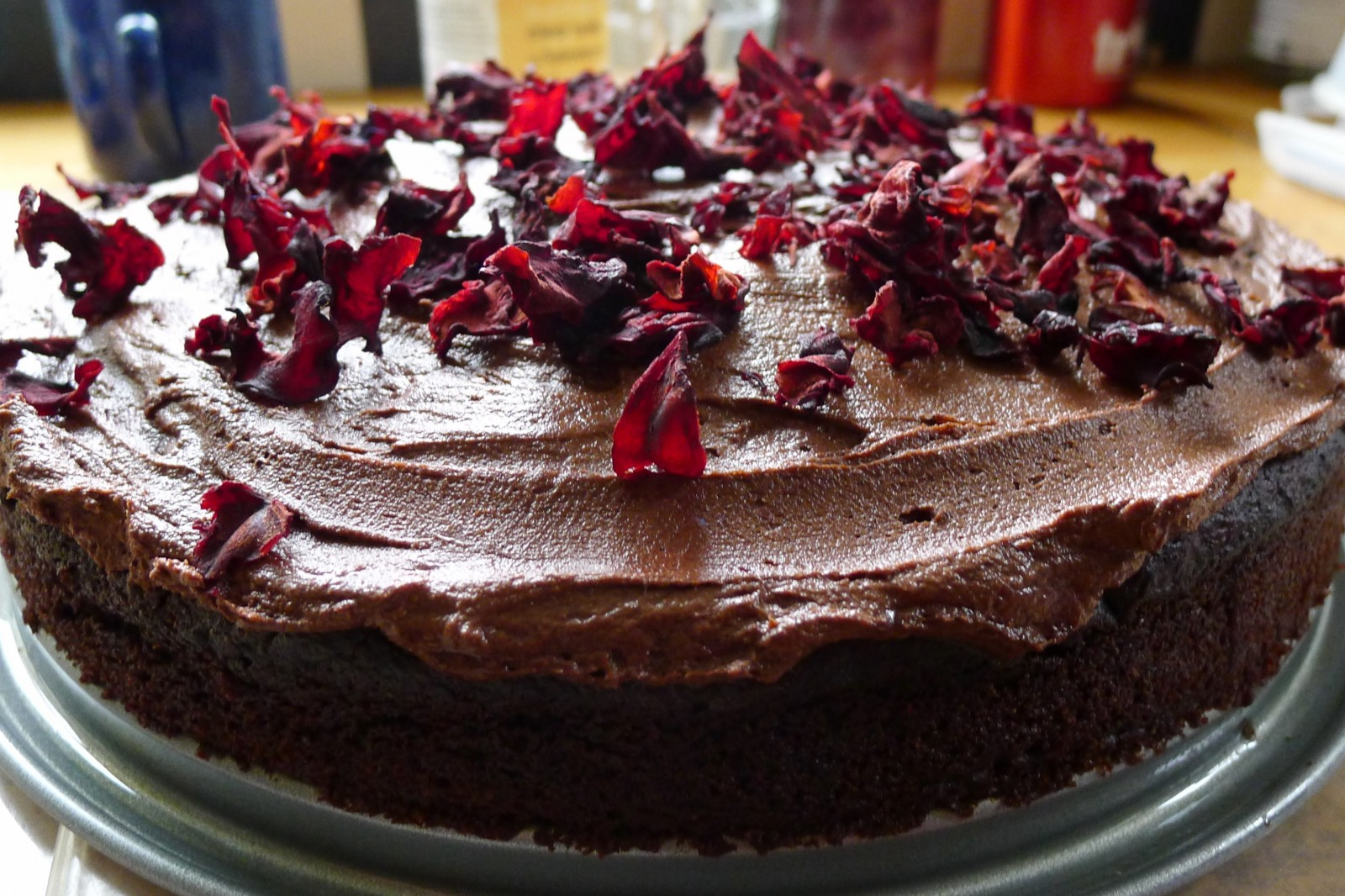 Beetroot Cake No Chocolate