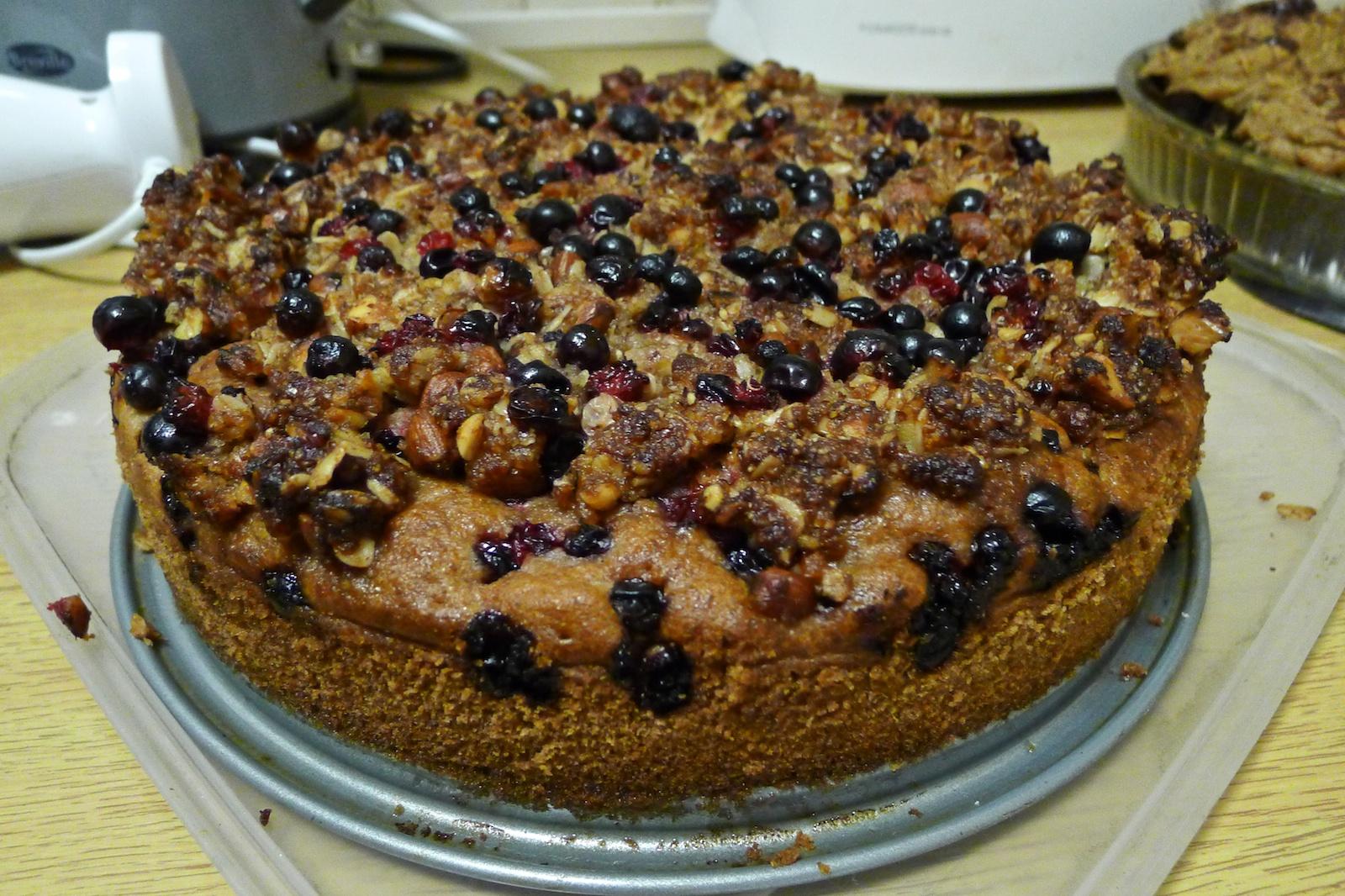Vegan Cake Recipes Uk: Cambridge CropShare